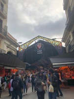 Mercat de St Joseph, La Boqueria (Markets) off the famous Las Ramblas