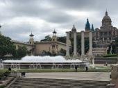"""""""Font Màgica de Montjuic""""- The magic fountain of Montjuic"""