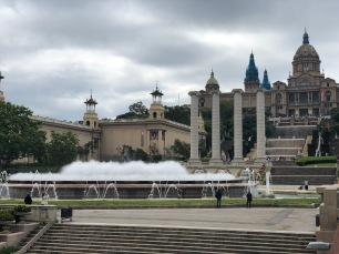 """Font Màgica de Montjuic""- The magic fountain of Montjuic"