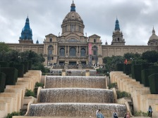 """""""Museu Nacional d'Arte de Catalunya"""". I think that's straight forward and without need of translation."""