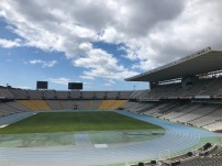 """Estadi Olímpic""- 1992 Olympic Stadium"
