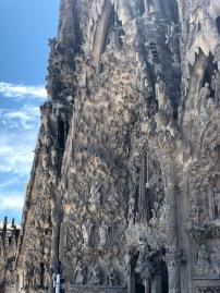 Nativity Facade of La Sagrada