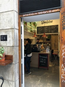 Dalston Coffee