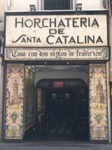 La Horchatería de Santa Catalina