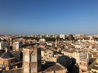 The beautiful views of Valencia