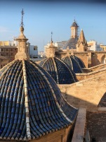 The roofs of the Cathedral
