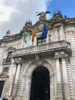 The University of Seville, previously a Tobacco Factory
