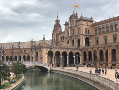 Plaza España, Sevilla