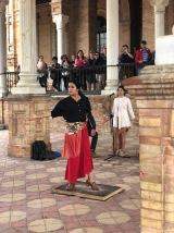 The Plaza España Flamenco show