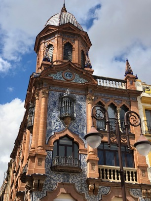 Incredible Architecture in Seville