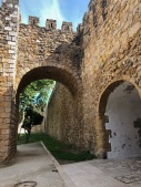 The old walls of the City