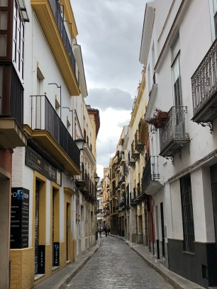 I will never get over Spanish streets
