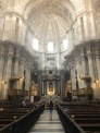 Inside La Catedral