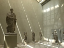 Statues from Siglo I A.D.