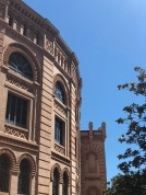 El Gran Teatro Fallo and stunning architecture