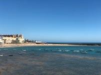 The view from El Castillo de Santa Catalina, Cadiz