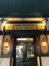 The Chocolatería that brought Churros to the World