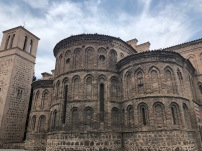 Conserved Moorish architecture