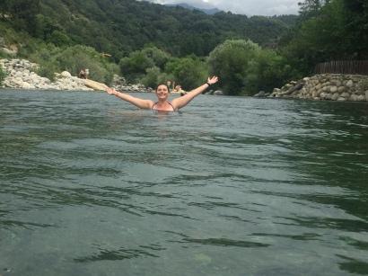 The Natural Pools at Candelada