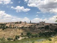 View running around Toledo