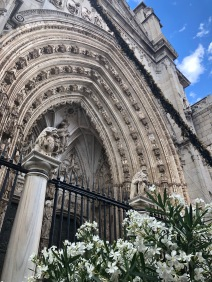 Cathedral Entrance
