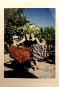 Baile Sevillana