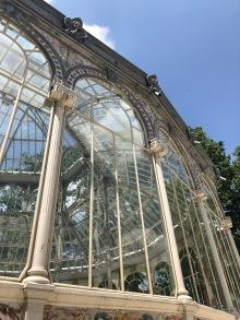 Palacio Cristal en Madrid