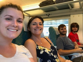 Return train journey(s)- LONG trip home