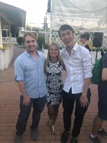 Torger, Sam and Leo