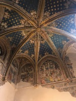 Inside the Toledo Cathedral