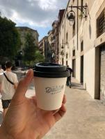 GOOD COFFEE! Thanks again Dalston