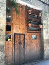 Doors of Barcelona