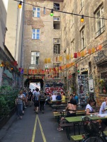 Berlin Alleyways