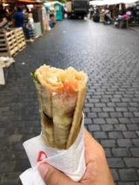 TURKISH WRAP