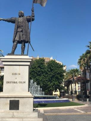 Cristopher Columbus Monument