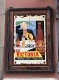 Victoria Bitter! I mean cerveza...